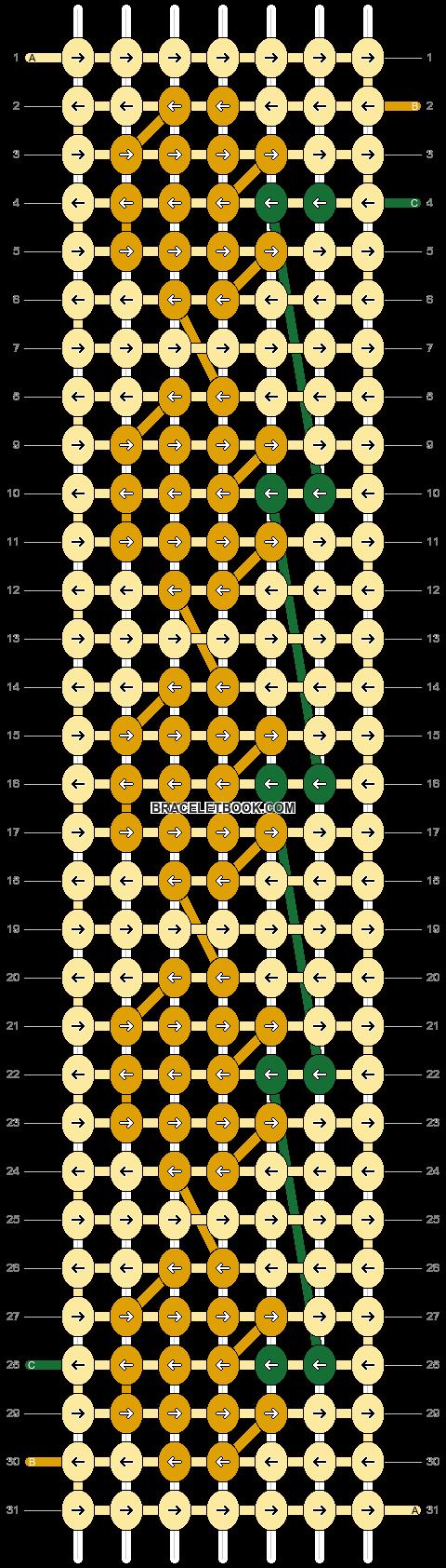 Alpha pattern #56141 pattern