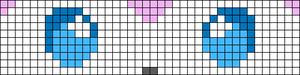 Alpha pattern #56143