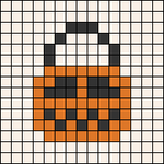 Alpha pattern #56151
