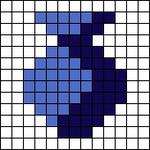 Alpha pattern #56160