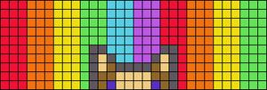 Alpha pattern #56168