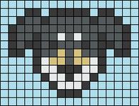 Alpha pattern #56172