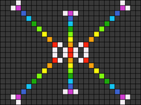 Alpha pattern #56173