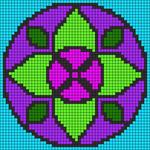 Alpha pattern #56174