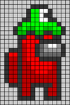 Alpha pattern #56176