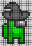 Alpha pattern #56179