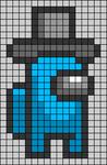 Alpha pattern #56183