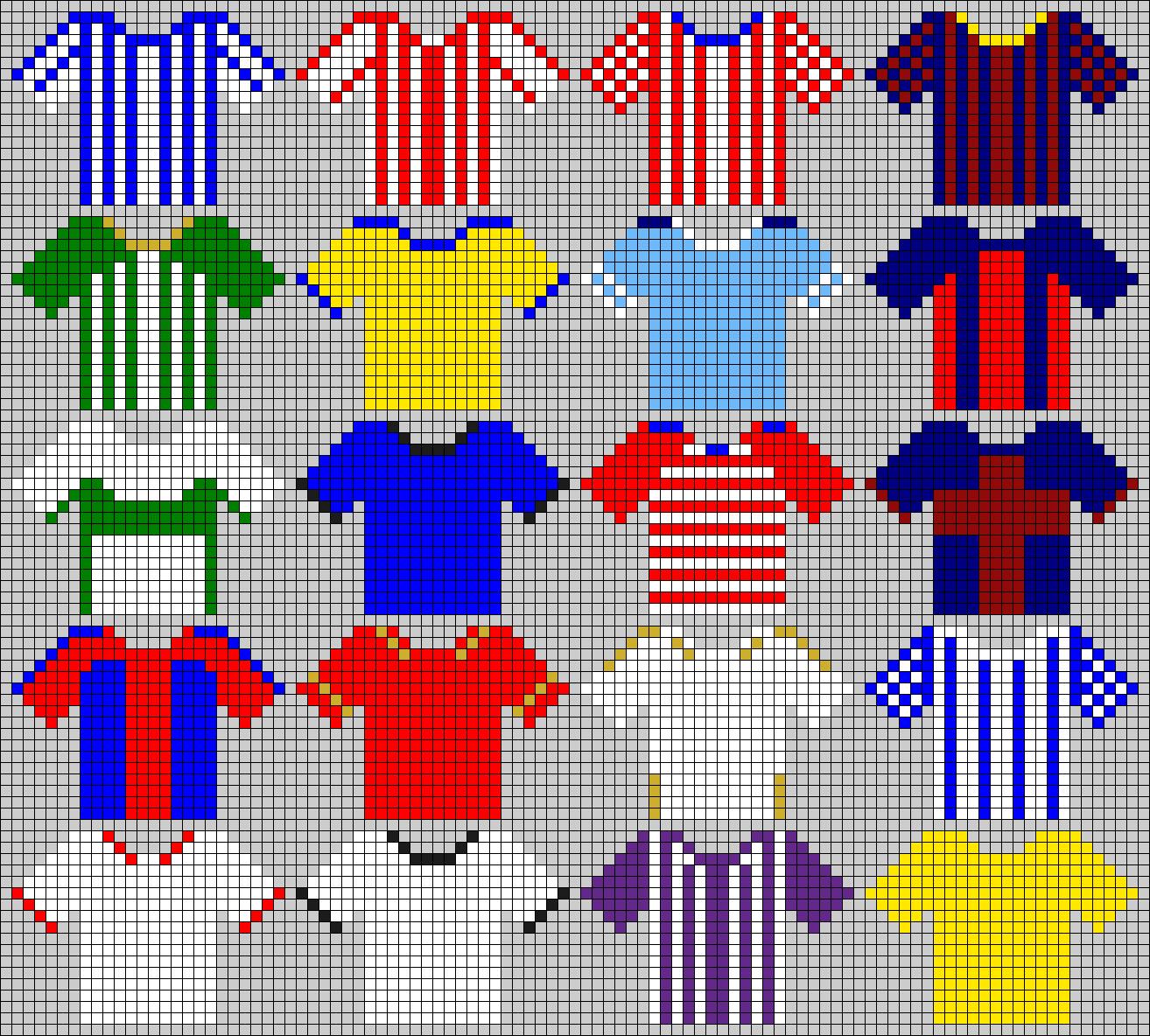 Alpha pattern #56205 preview