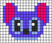 Alpha pattern #56212