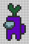 Alpha pattern #56215