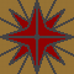 Alpha pattern #56219