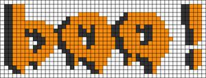 Alpha pattern #56223