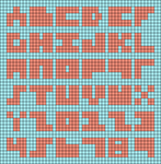 Alpha pattern #56233
