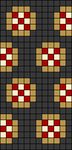 Alpha pattern #56236