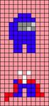 Alpha pattern #56257