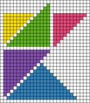 Alpha pattern #56269