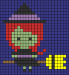 Alpha pattern #56270