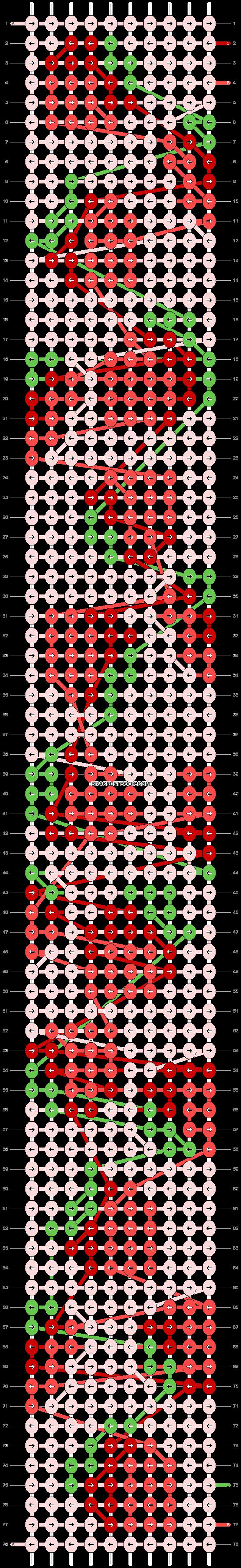 Alpha pattern #56282 pattern