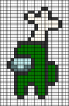 Alpha pattern #56285
