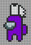 Alpha pattern #56287