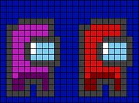 Alpha pattern #56293