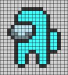 Alpha pattern #56304