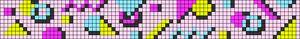 Alpha pattern #56309