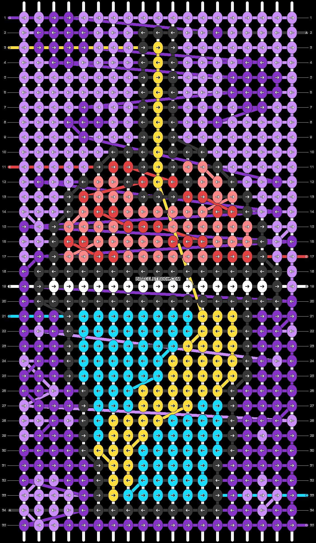 Alpha pattern #56313 pattern