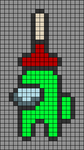Alpha pattern #56342