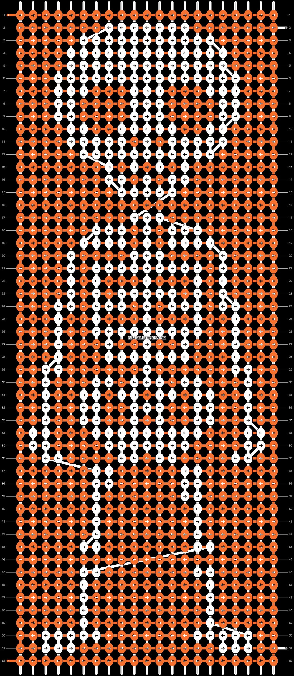 Alpha pattern #56347 pattern