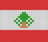 Alpha pattern #56350