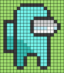 Alpha pattern #56357