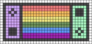 Alpha pattern #56360