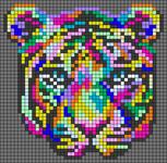 Alpha pattern #56372
