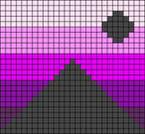 Alpha pattern #56378