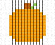 Alpha pattern #56381