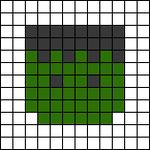 Alpha pattern #56383