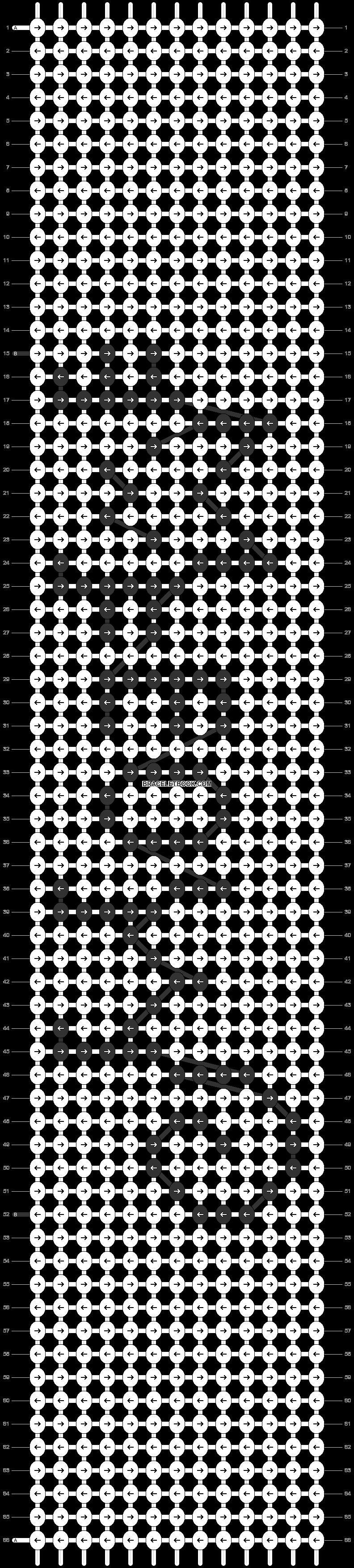 Alpha pattern #56388 pattern