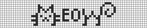 Alpha pattern #56388