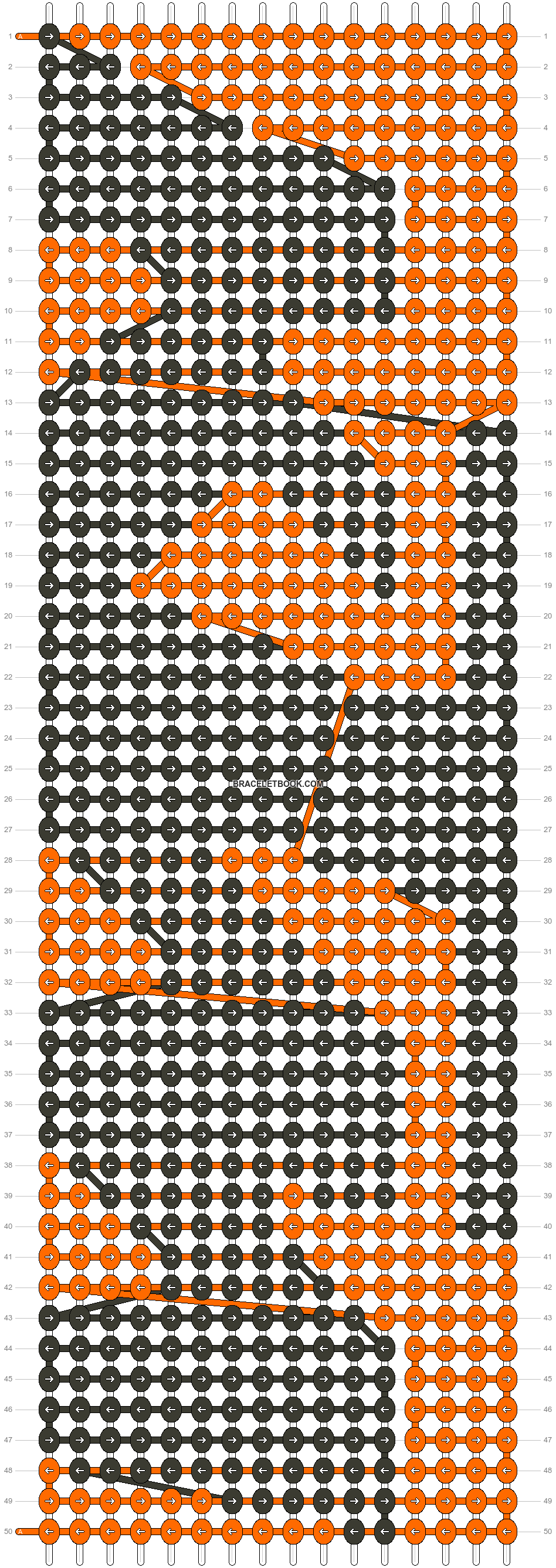 Alpha pattern #56389 pattern