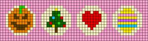 Alpha pattern #56395