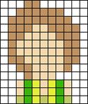 Alpha pattern #56402