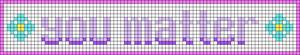 Alpha pattern #56409