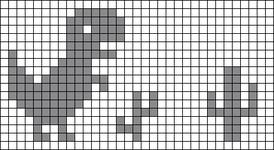 Alpha pattern #56413