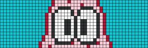 Alpha pattern #56415