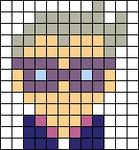 Alpha pattern #56418