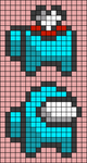 Alpha pattern #56424