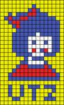 Alpha pattern #56427