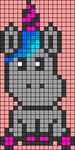 Alpha pattern #56431