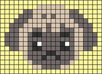 Alpha pattern #56438